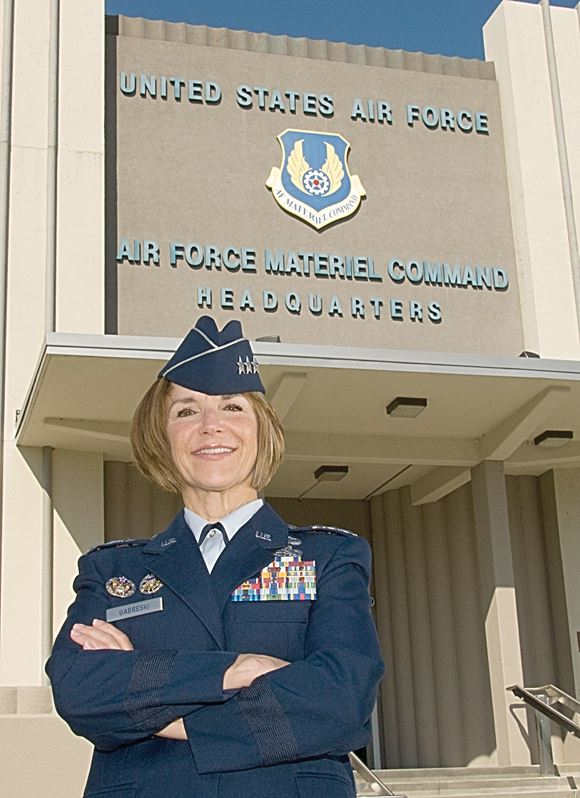 AFMC vice commander plans to retire Nov. 20
