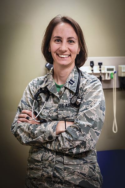 Why I serve: Capt. (Dr.) Betsy Reese, 75th MOS