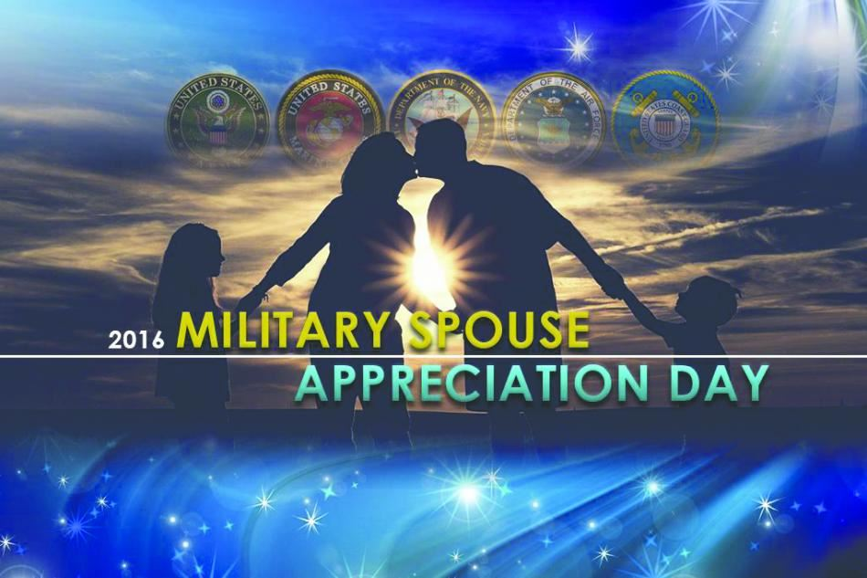 President proclaims Military Spouse Appreciation Day