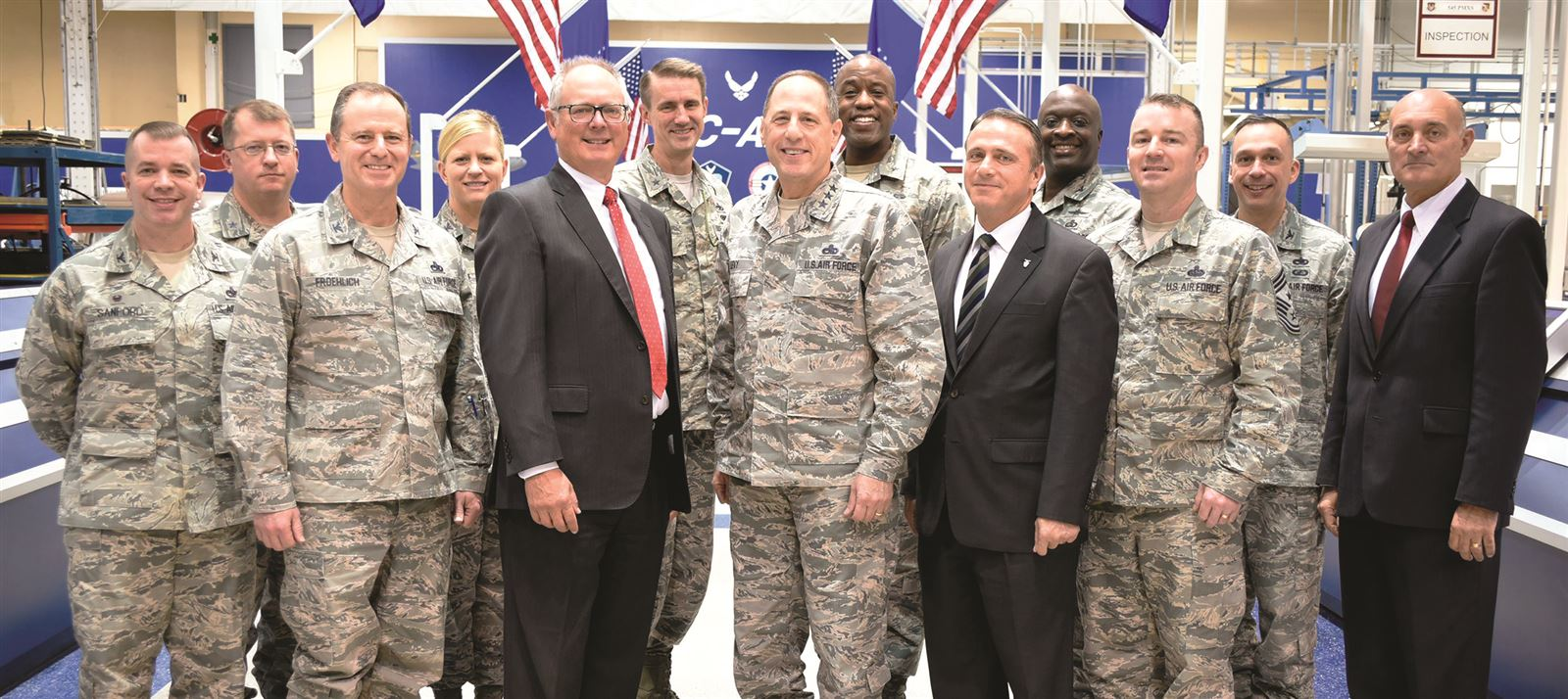 2018 AFSC Commander's Summit held at Tinker AFB