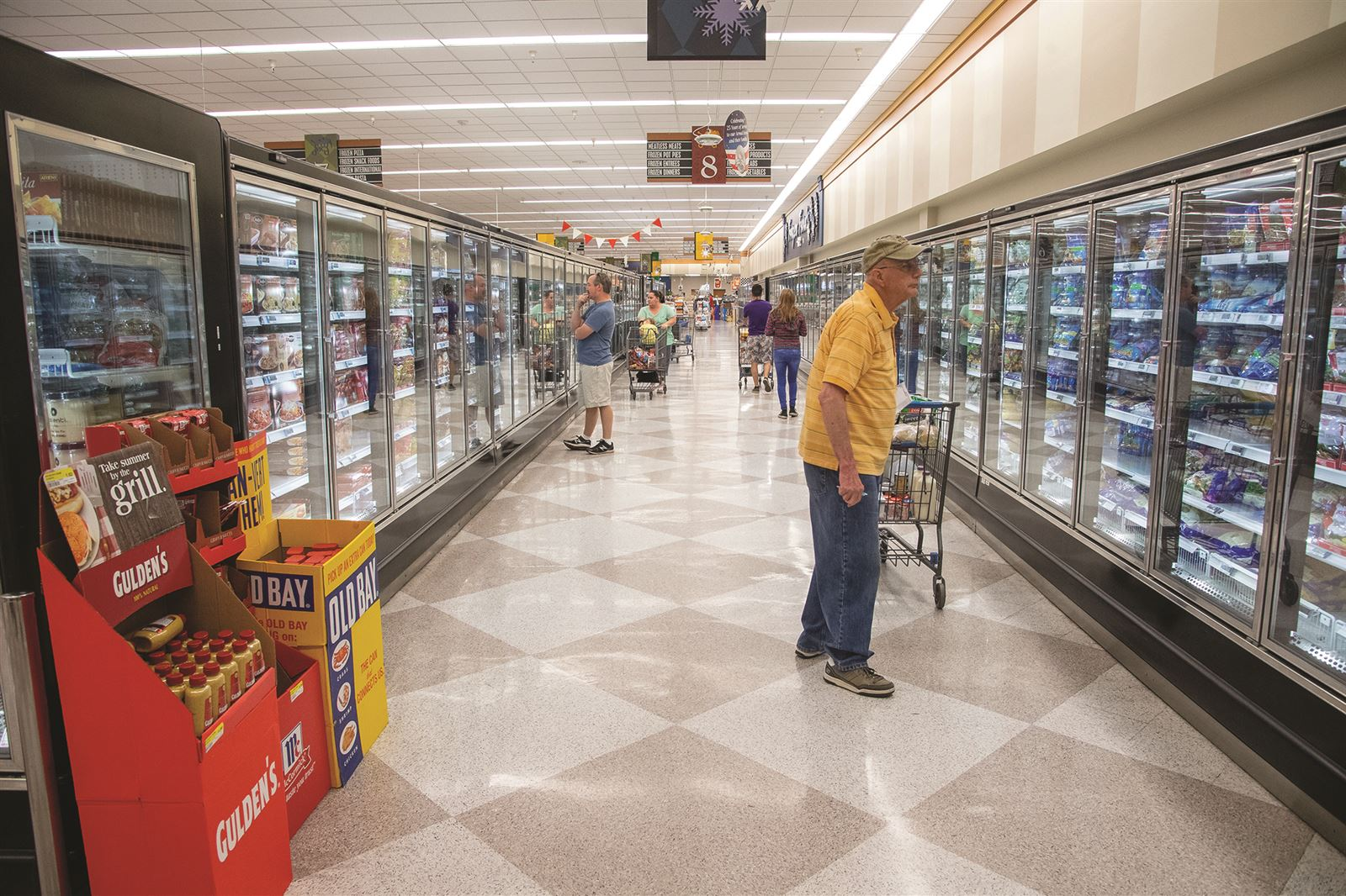 Hill AFB Commissary plans temporary closure for sales floor reset