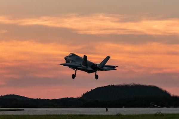 31st TES begins F-35 Lightning II Initial Operational Test and Evaluation