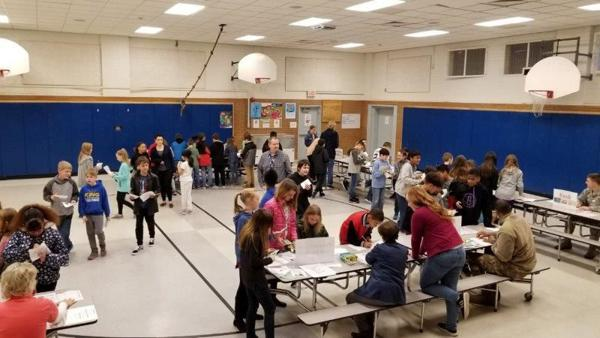 Kids Marketplace: Students learn how to manage money