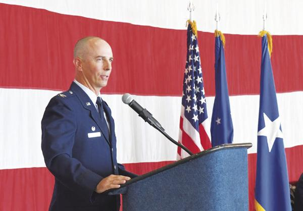 388th Fighter Wing welcomes new commander