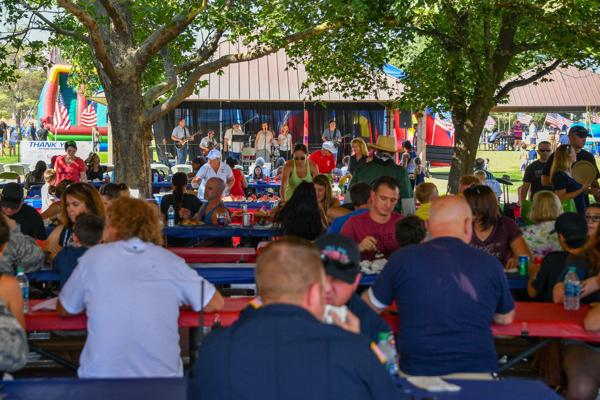 Military families invited to Salute Picnic Aug. 2