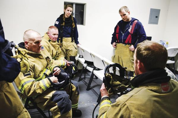 HAFB Firefighting Capabilities Expand with new equipment