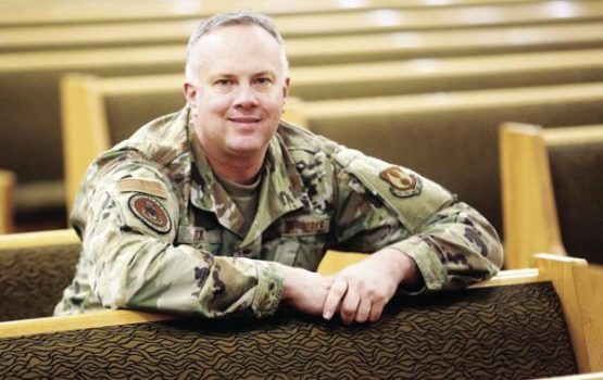 How military chaplains, chapel team make a difference at Hill Air Force Base