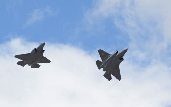 In history: 419th becomes first Reserve unit to fly F-35A