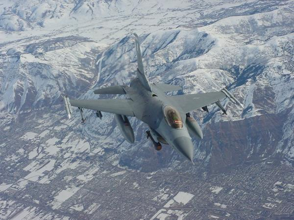 Hill AFB in the early 2000s: Operation Noble Eagle and the Global War on Terrorism